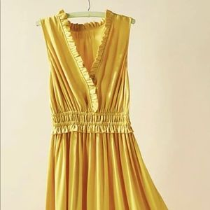 Anthropologie La Habana Dress by Maeve XS RV $138